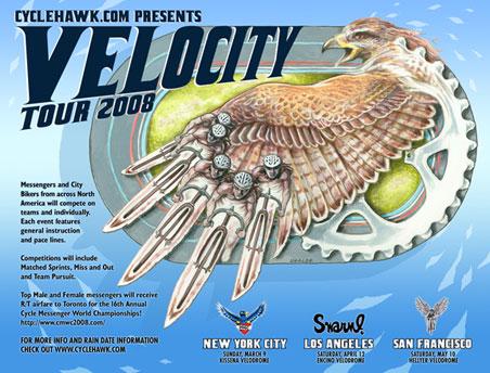 Velocity Tour 2008