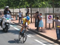 Lance Armstrong Wins in Saint-Étienne