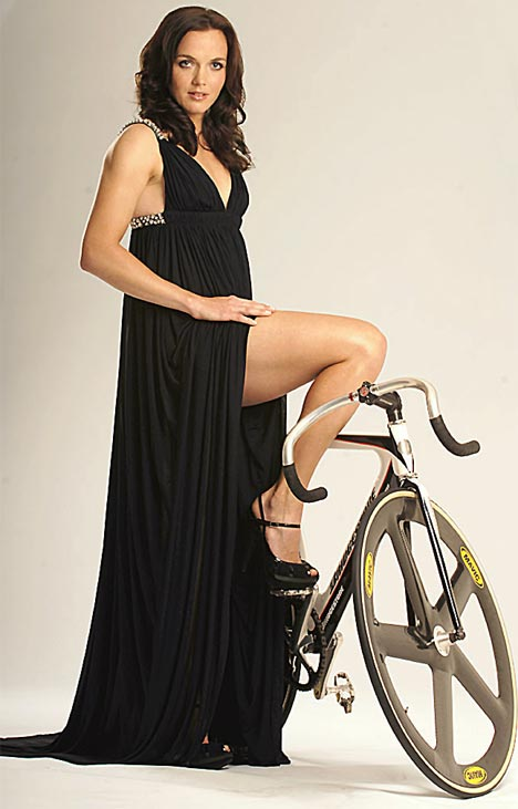 victoria pendleton pictures. Victoria Pendleton vows to win