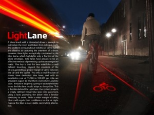 light lane concept