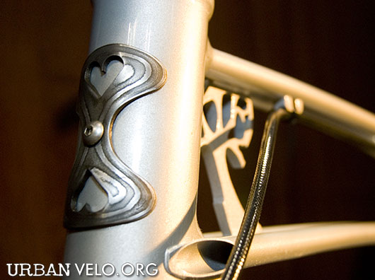 damascus steel villin cycle works