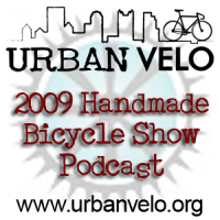 Urban Velo NAHBS Podcast