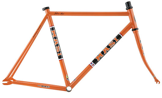 Singlespeed Commuter Bike Frames | Urban Velo