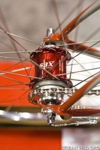 Sturmey Archer S3X Fixed Gear Hub