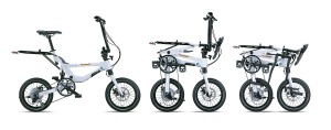 Jango Flik folding bike
