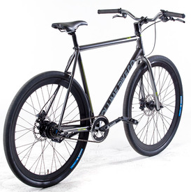 Commuter Bikes With Disc Brakes disc brakes and clearance