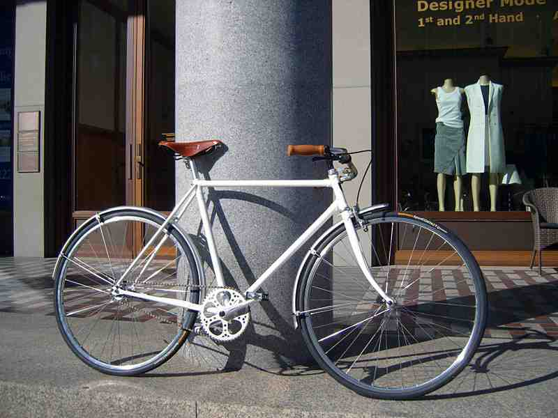 Commuter Bikes For Women Made In Italy This Italian made bike is