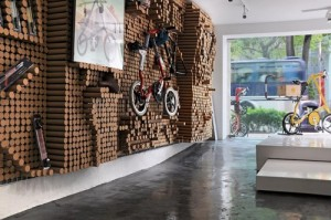 Wack A Wall Bike Shop Display Urban Velo
