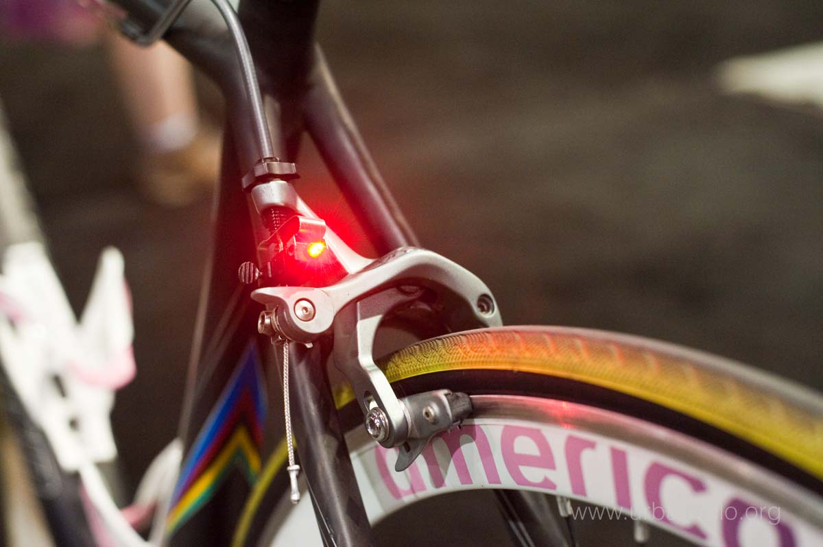 Стоп сигнал на велосипеде своими руками 1002