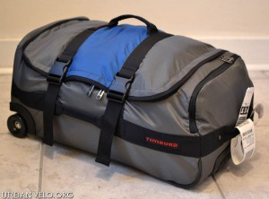 Timbuk2 Conveyor Wheeled Duffel