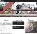 Bern new website