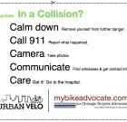 Cycling Legalese – Bike Traffic Accident 101