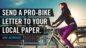 bike letter