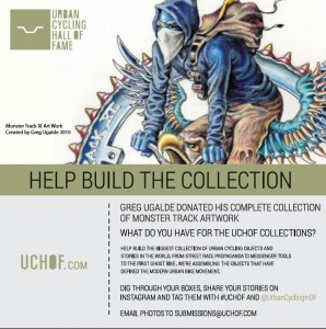 UCHOF Collections Flyer