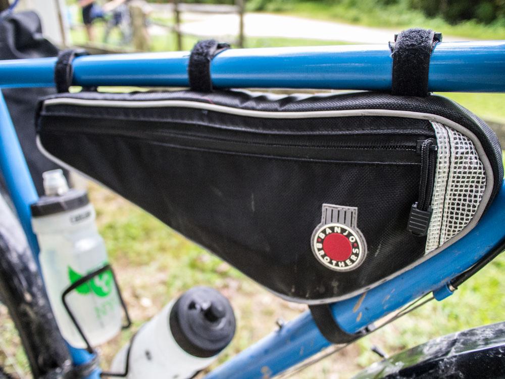 Banjo Brothers Frame Pack Review | Urban Velo