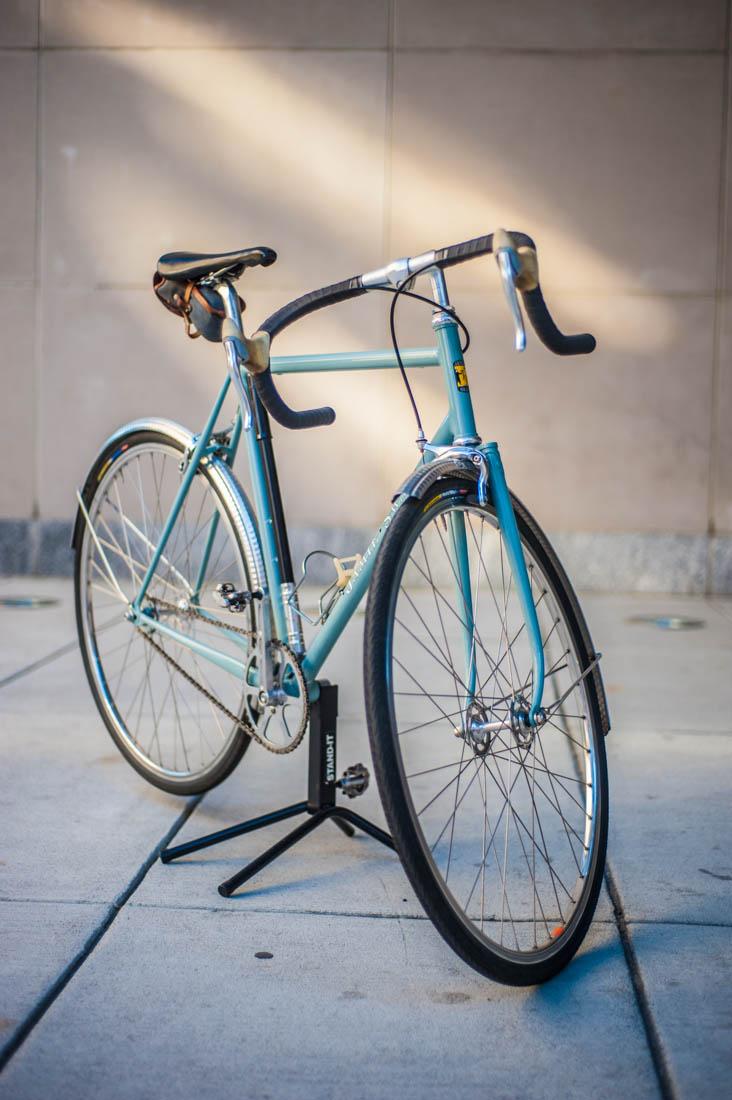 Jamie Swan Single Speed Road Bike Urban Velo