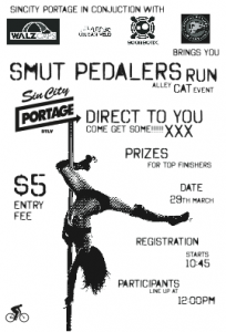 Smut Pedalers Run