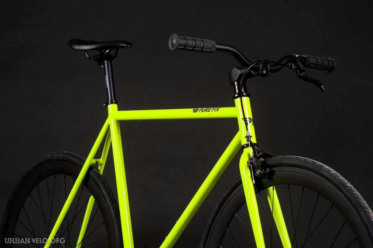 pure fix kilo glow in the dark fixed gear review urban velo