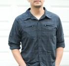 Aero Tech Designs Men's Urban Pedal Pushers Commuter Dress Shirt