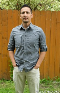 Levi's Commuter Work Shirt