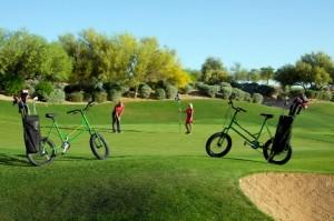 golf bikes