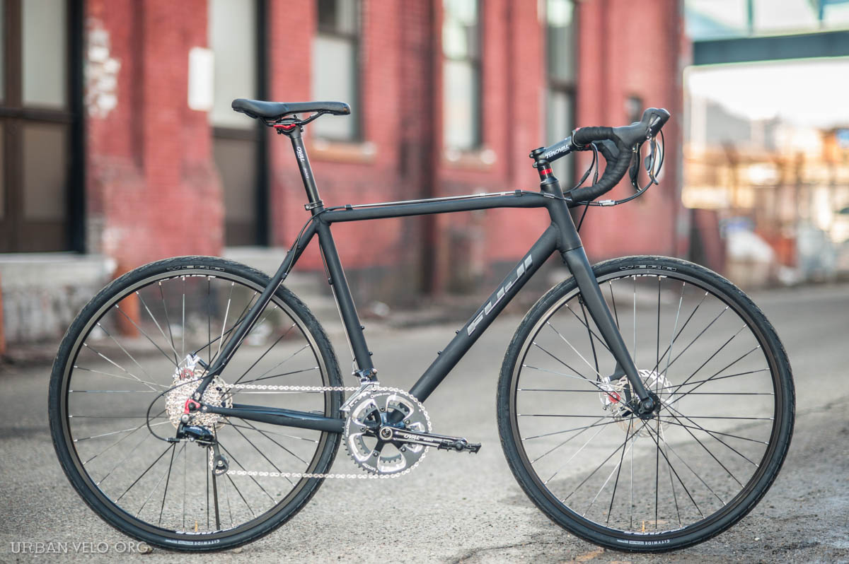 Fuji Feather Cx 1 1 Bike Review Urban Velo