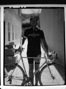 aaron bike BW