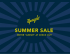Upright Summer Sale