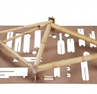 Bamboobee Build It Yourself Bamboo Bicycle Kit – $170
