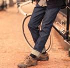 Upright Cyclist New 12.5 oz Riding Denim