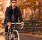 The New Lakeshore Jacket from Upright Cyclist