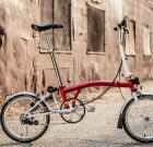 Brompton M6L Folding Bike Review