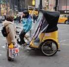 Pedicab Drivers Dwindling in NYC